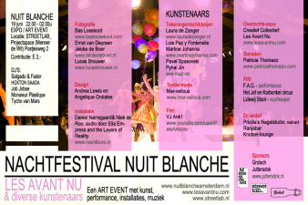 flyer-nuitblanche artists